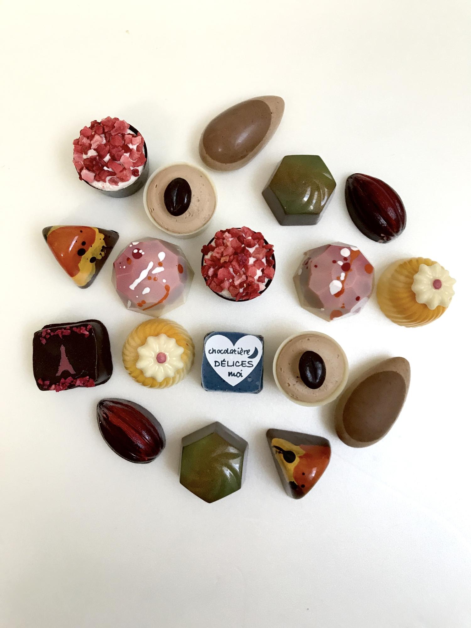 バレンタイン限定の新作ショコラ10種