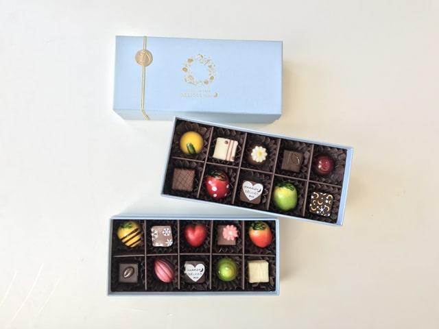 ギフトセット「ショコラギフトボックス各種」商品画像03