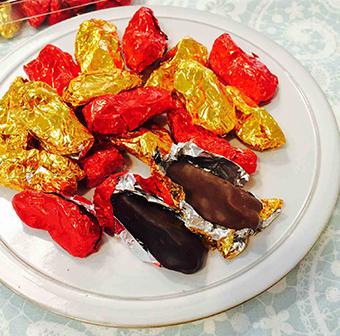 ギフトセット「ボンボンショコラ&タブレットショコラ」商品画像01