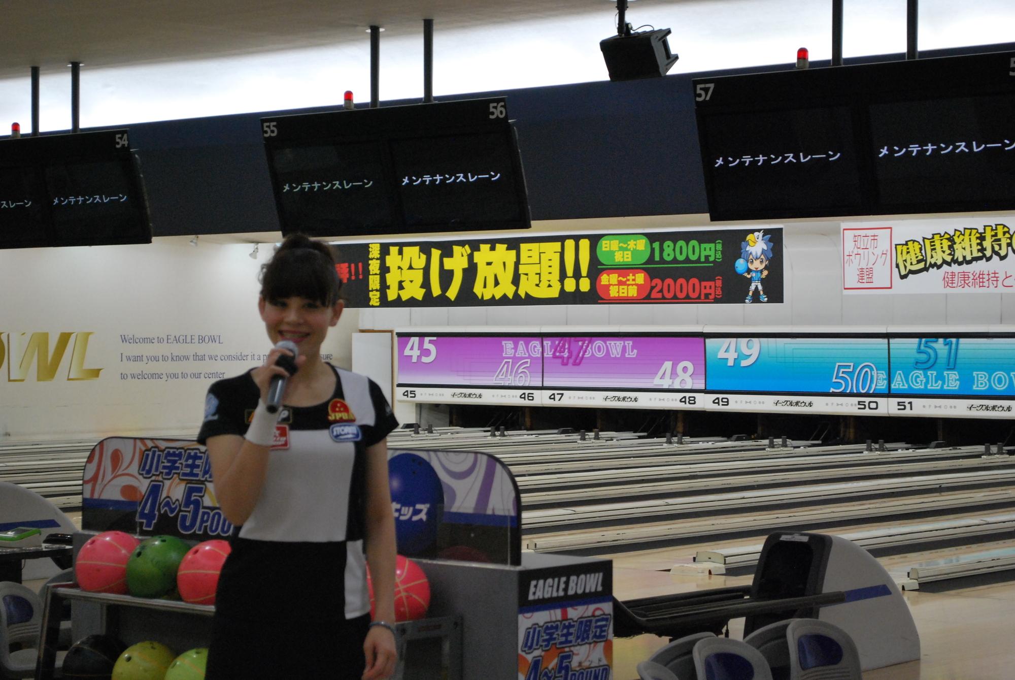 8/5 谷川章子プロ&西村美紀プロチャレンジ
