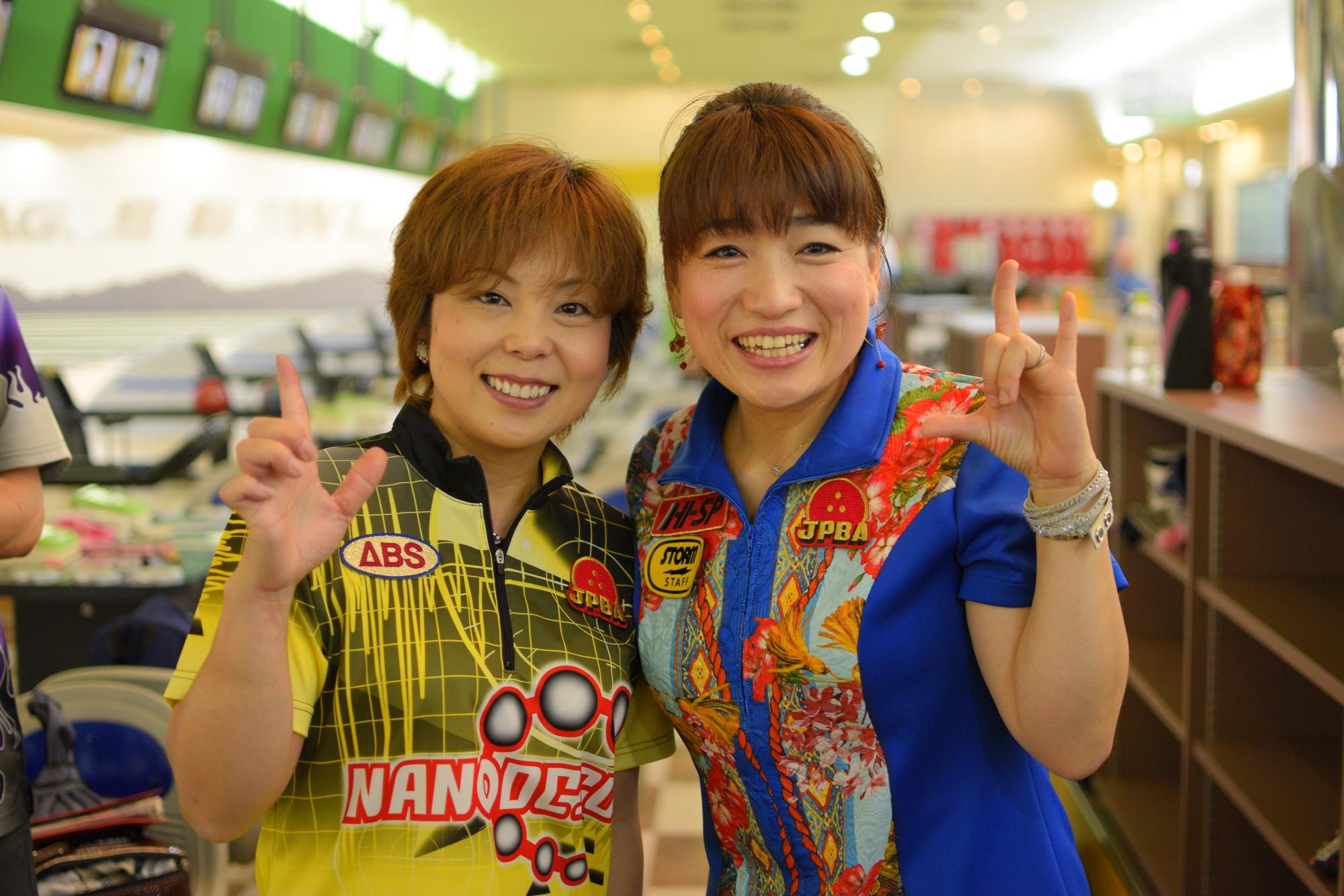 6/26 中谷優子プロ&吉田真由美プロチャレンジ