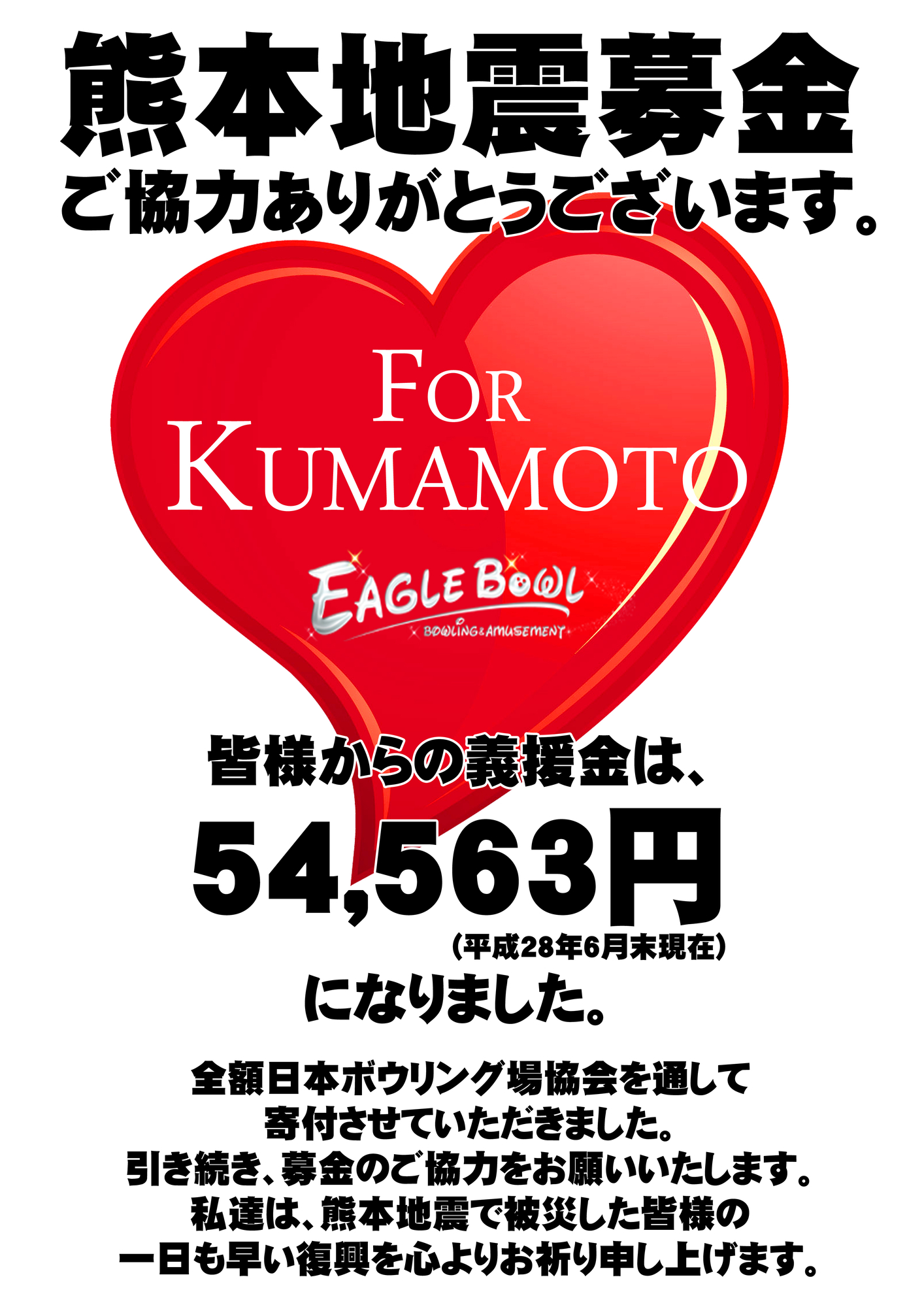 熊本地震義援金寄付について