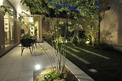 姫路市白国 中庭の家 - A邸
