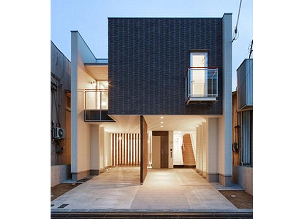 姫路市東延末  黒いBOXの家 - Y邸