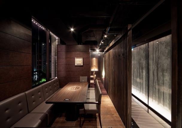 しらさぎ -  ワインと焼肉のお店 (飲食店)