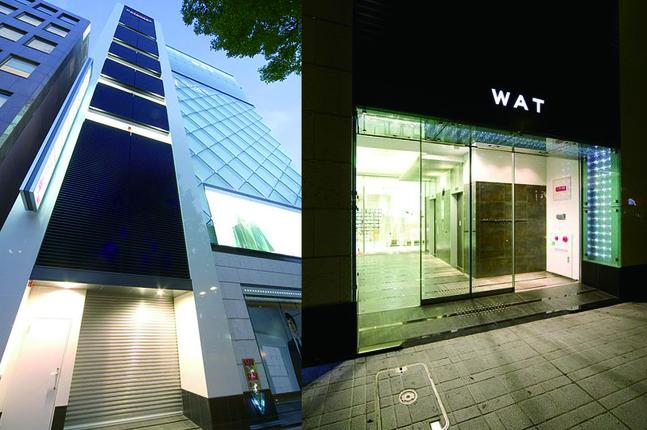 WAT BLD.  ワットビルディング (商業複合ビル)