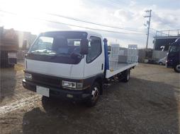 小型トラックの写真