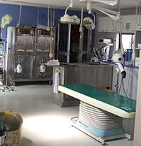 診療室風景