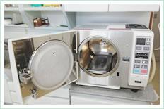 高圧蒸気滅菌器・ガス滅菌器
