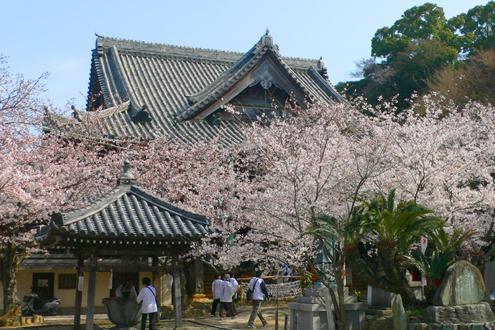 西国二番札所 「紀三井寺」