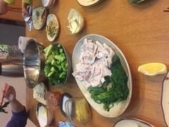 野菜のある食卓20160307