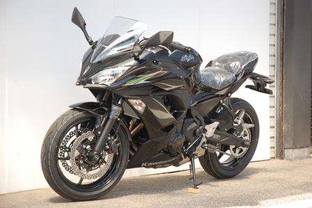 Ninja650 ABS