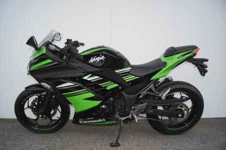 NINJA250