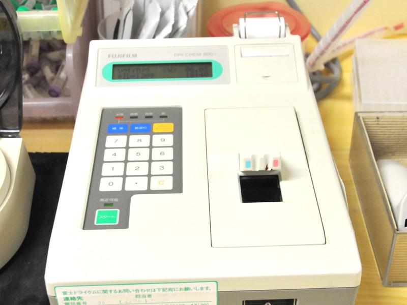 電解質測定器