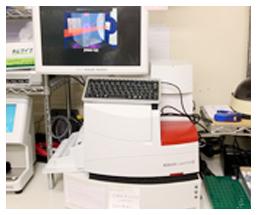 レーザー血球計算器