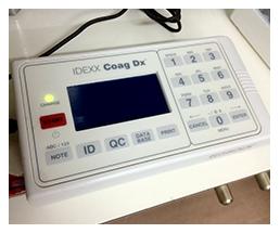 IDEXX コアグDx™ 血液凝固検査