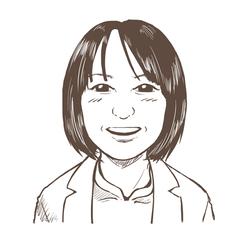 獣医師 安永 智絵