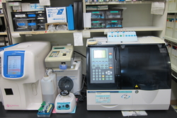 血液科学検査機器