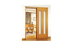 引き戸への取替え・新設。 扉の撤去