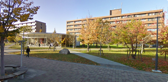 広島大学キャンパス