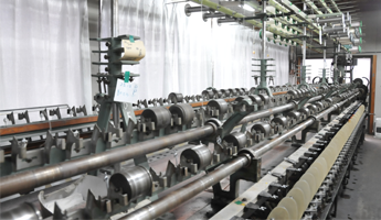 リング撚糸機